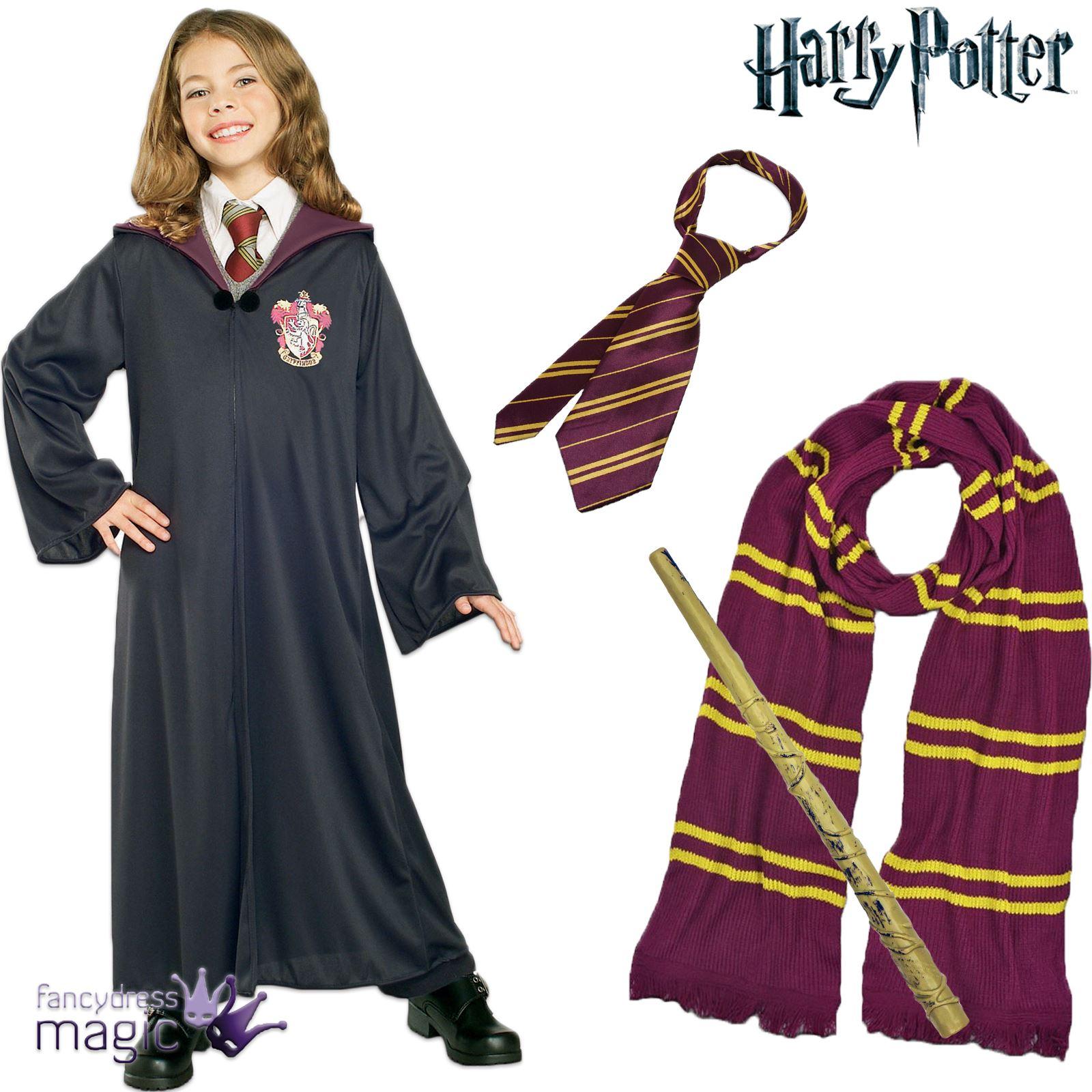 officiel harry potter hermione livre jour d guisement halloween wand lot ebay. Black Bedroom Furniture Sets. Home Design Ideas