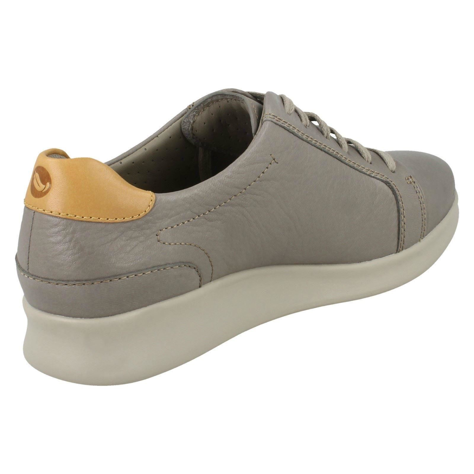 Details about Ladies Unstructured By Clarks Casual Shoes 'Un Flare'