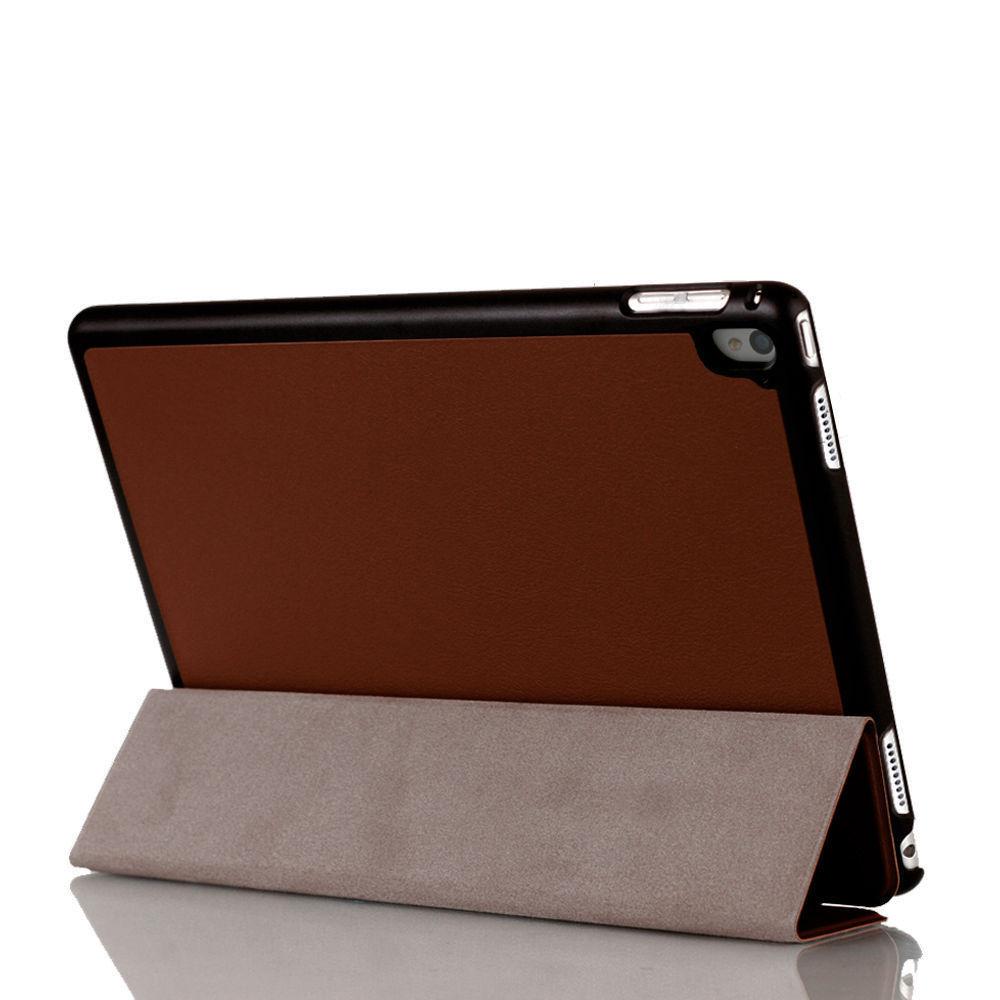 Custodia-Per-Apple-IPAD-Air-2-9-7-Smart-Cover-a-Libro-Protettiva-Conchiglia miniatura 63