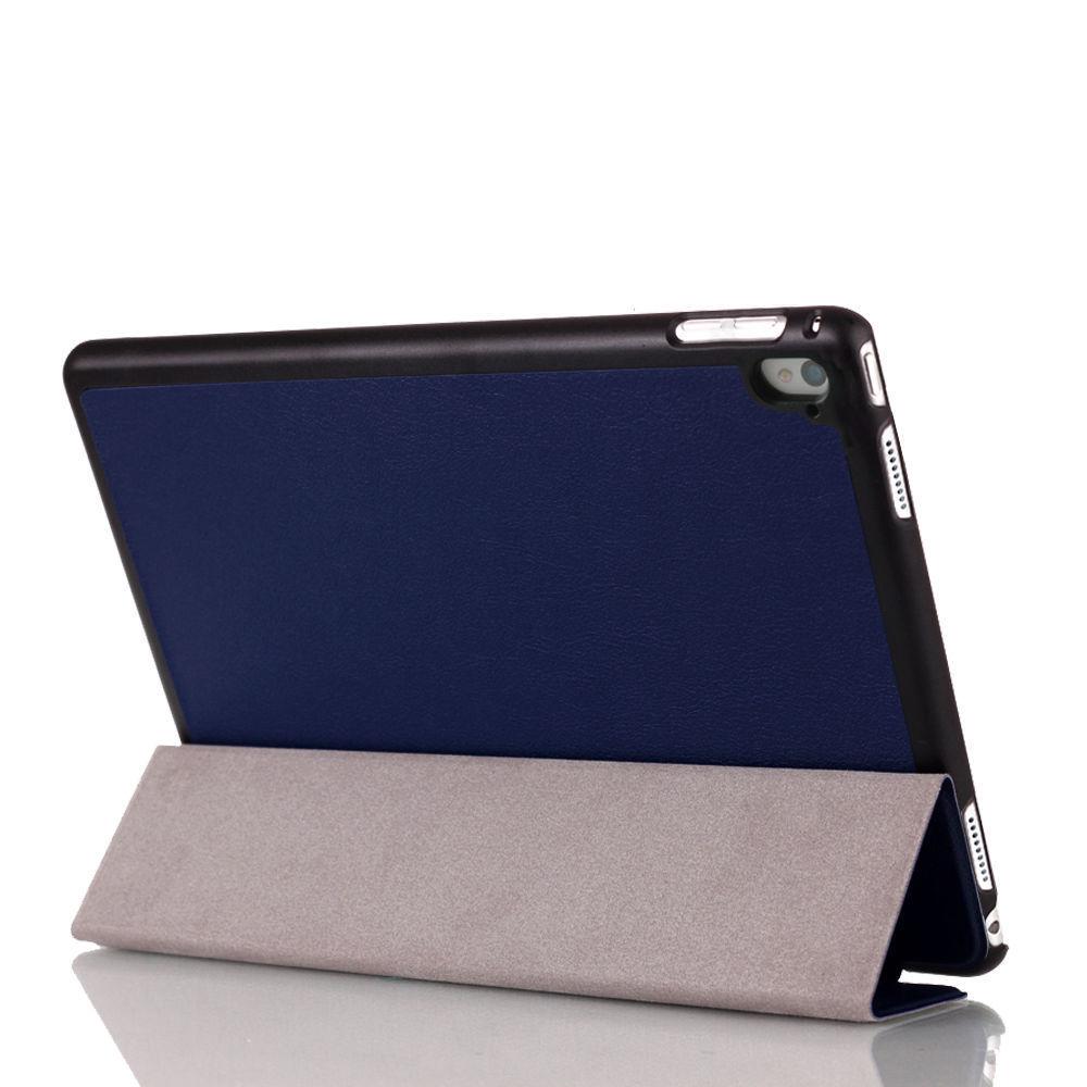 Custodia-Per-Apple-IPAD-Air-2-9-7-Smart-Cover-a-Libro-Protettiva-Conchiglia miniatura 45