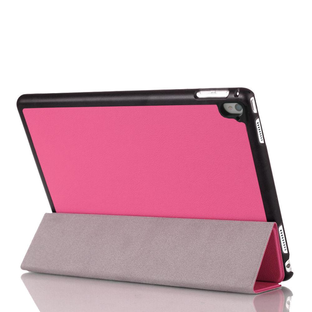 Custodia-Per-Apple-IPAD-Air-2-9-7-Smart-Cover-a-Libro-Protettiva-Conchiglia miniatura 57
