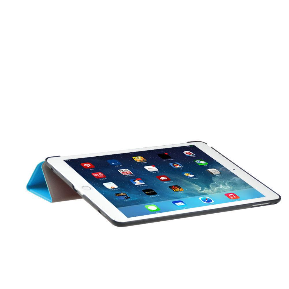 Custodia-Per-Apple-IPAD-Air-2-9-7-Smart-Cover-a-Libro-Protettiva-Conchiglia miniatura 28