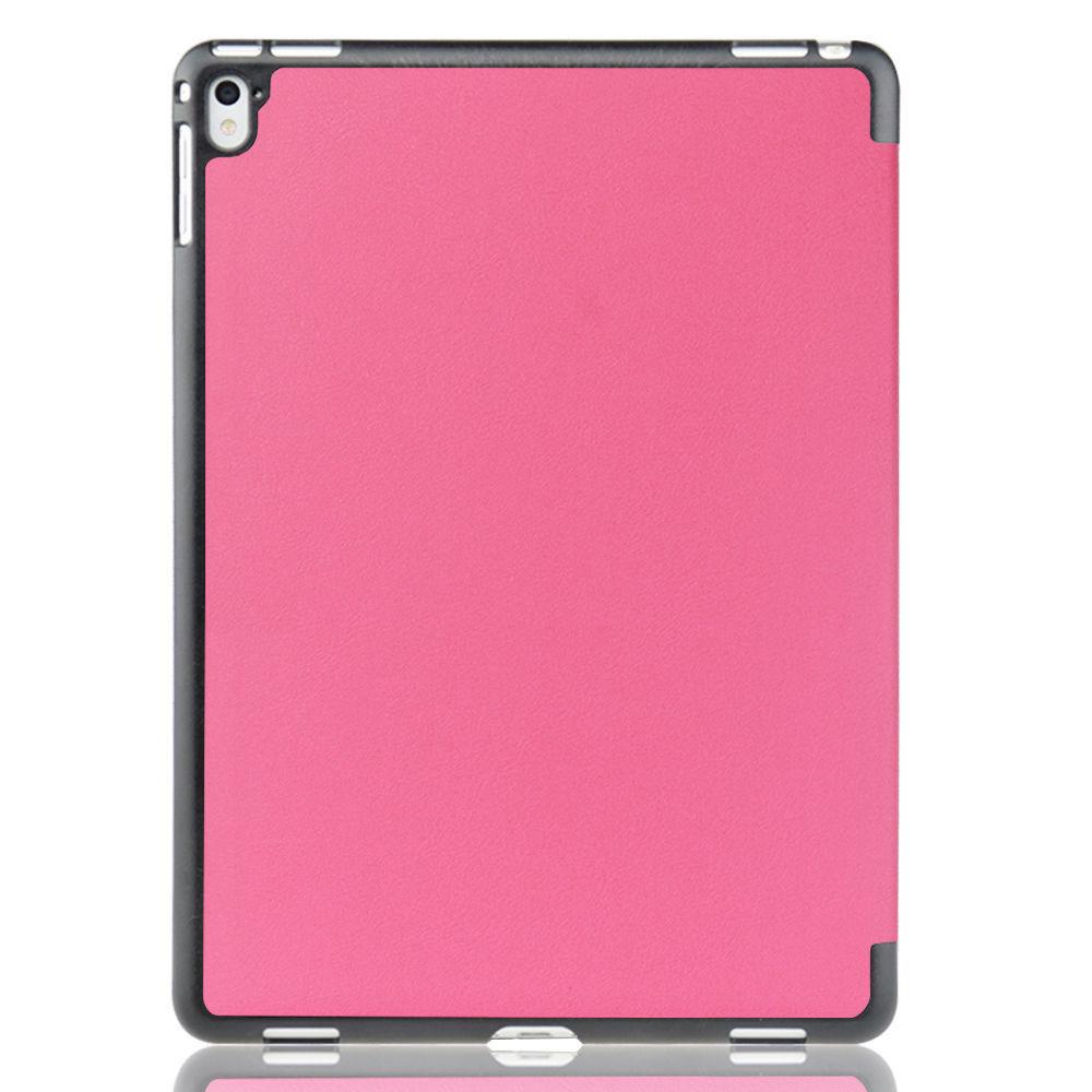 Custodia-Per-Apple-IPAD-Air-2-9-7-Smart-Cover-a-Libro-Protettiva-Conchiglia miniatura 55
