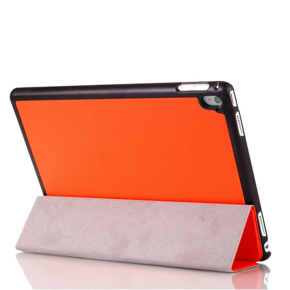 Custodia-Per-Apple-IPAD-Air-2-9-7-Smart-Cover-a-Libro-Protettiva-Conchiglia miniatura 69