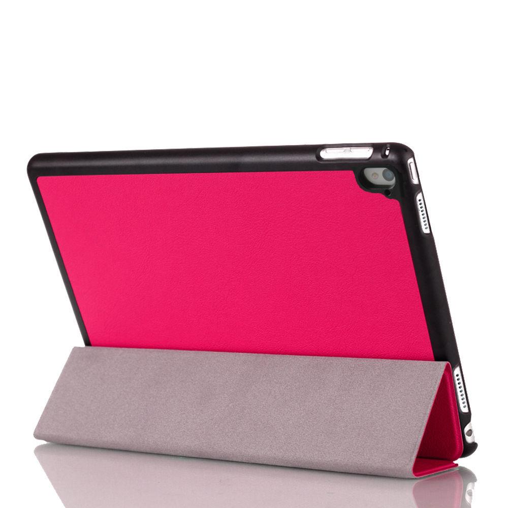Custodia-Per-Apple-IPAD-Air-2-9-7-Smart-Cover-a-Libro-Protettiva-Conchiglia miniatura 21