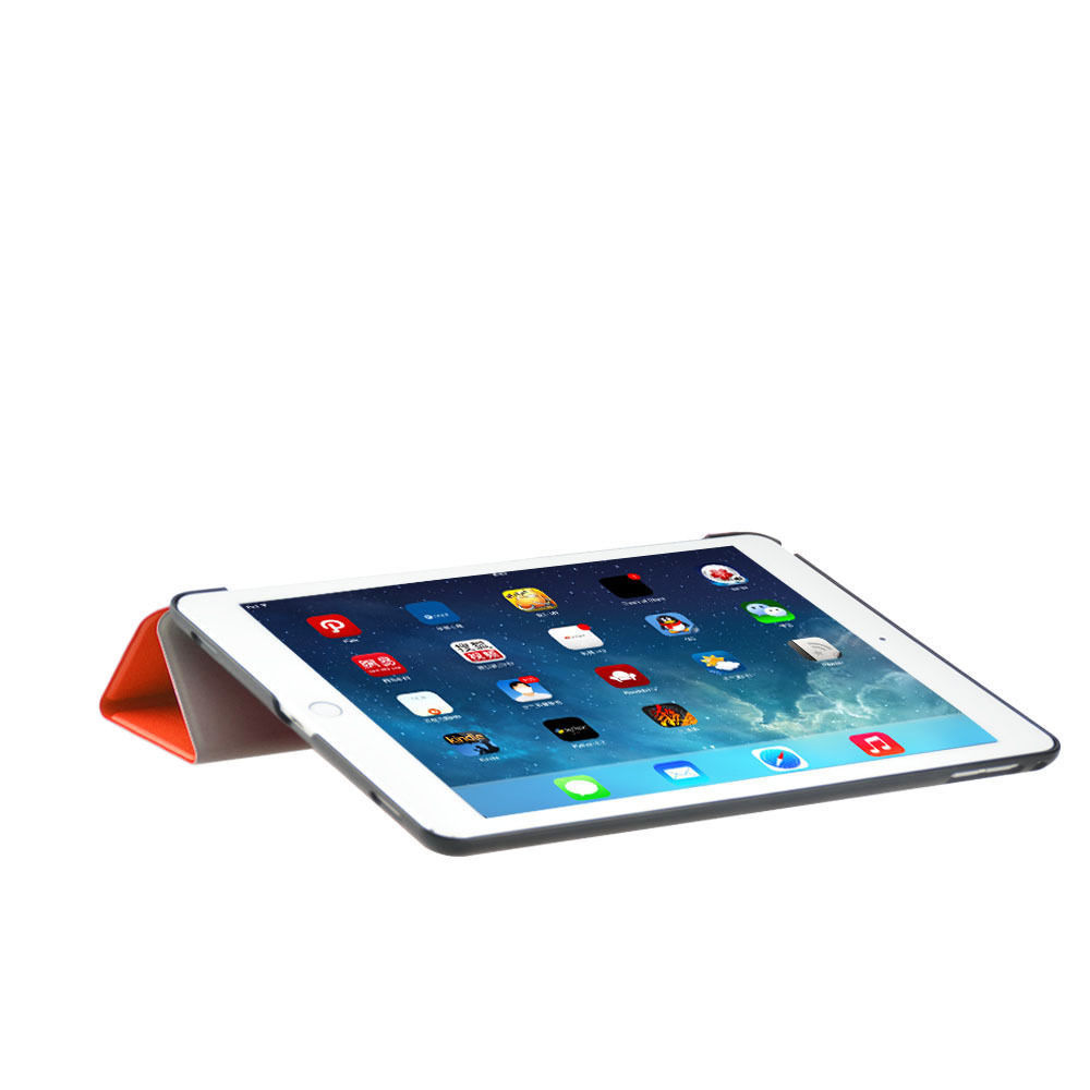 Custodia-Per-Apple-IPAD-Air-2-9-7-Smart-Cover-a-Libro-Protettiva-Conchiglia miniatura 70