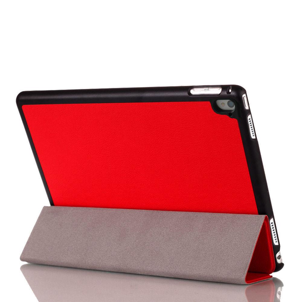 Custodia-Per-Apple-IPAD-Air-2-9-7-Smart-Cover-a-Libro-Protettiva-Conchiglia miniatura 39