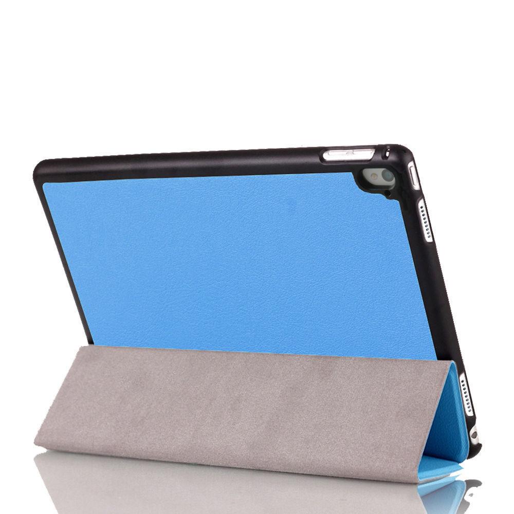 Custodia-Per-Apple-IPAD-Air-2-9-7-Smart-Cover-a-Libro-Protettiva-Conchiglia miniatura 27