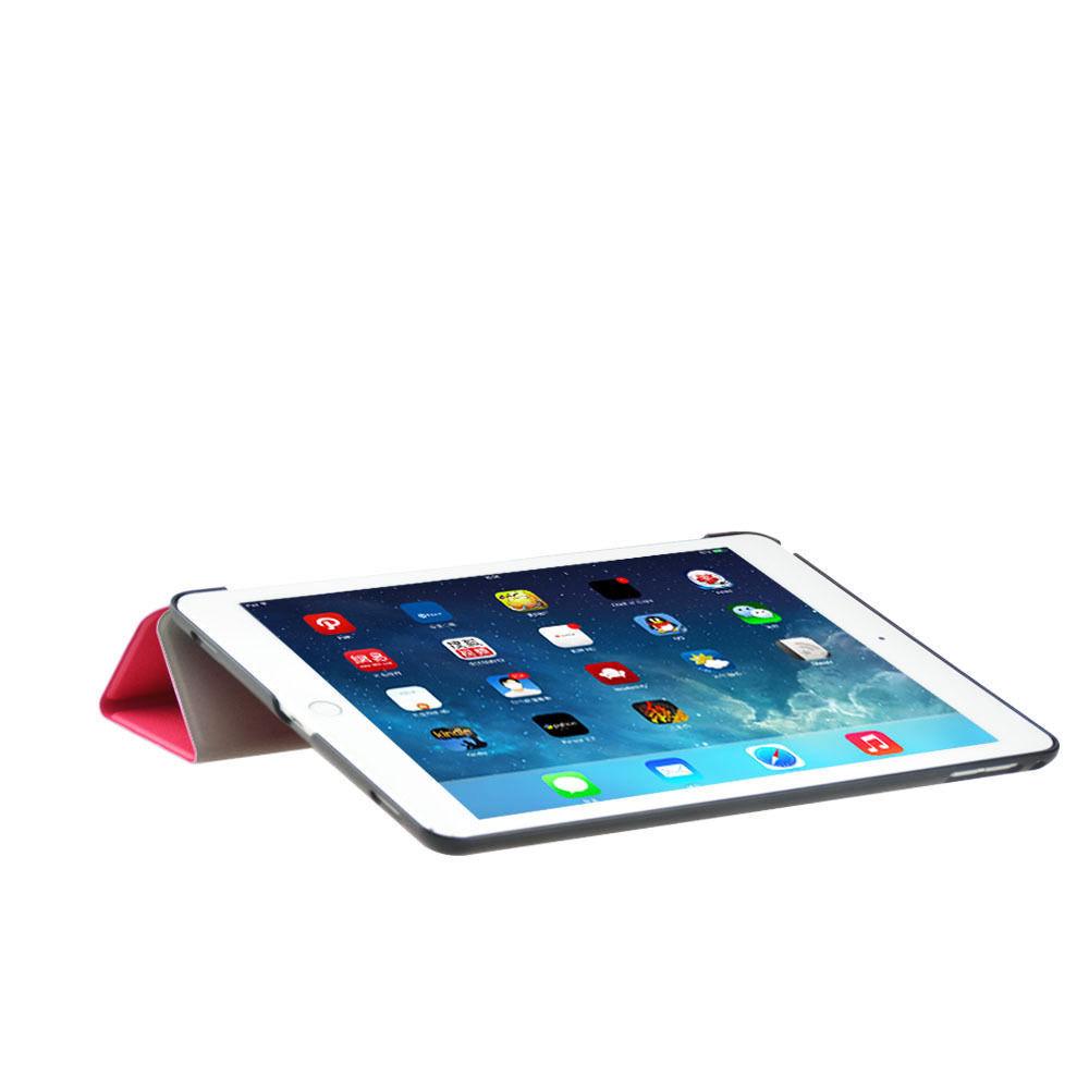 Custodia-Per-Apple-IPAD-Air-2-9-7-Smart-Cover-a-Libro-Protettiva-Conchiglia miniatura 22