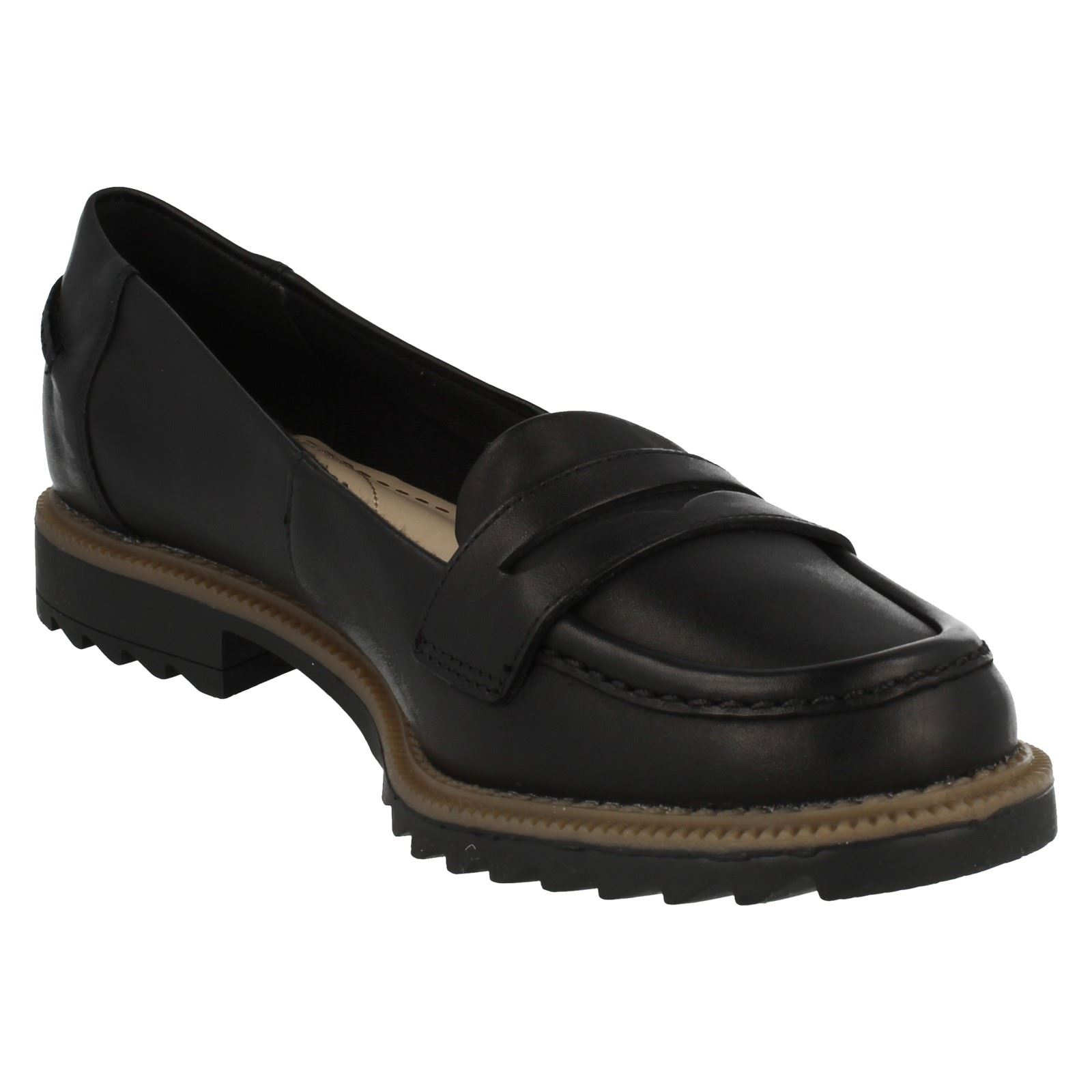 Damen Clarks Smart Slipper Milly