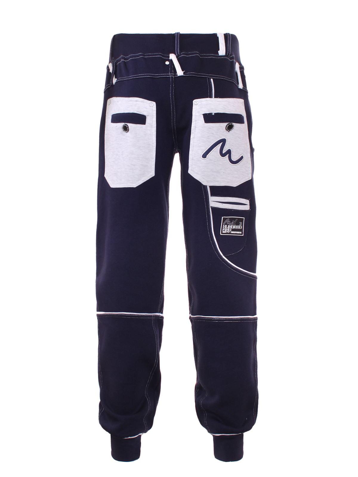 herren vlies jogging jogginghose jeans design sport. Black Bedroom Furniture Sets. Home Design Ideas