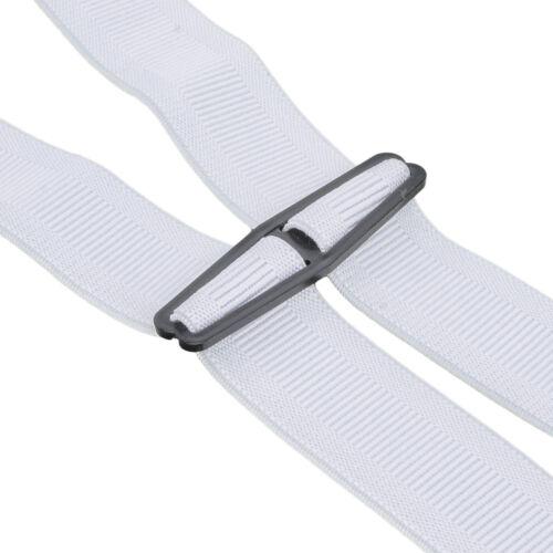 35mm-Adulto-Tirantes-Pantalones-con-Clip-Hombre-X-Forma-Espalda-Liga-Ajustable miniatura 21
