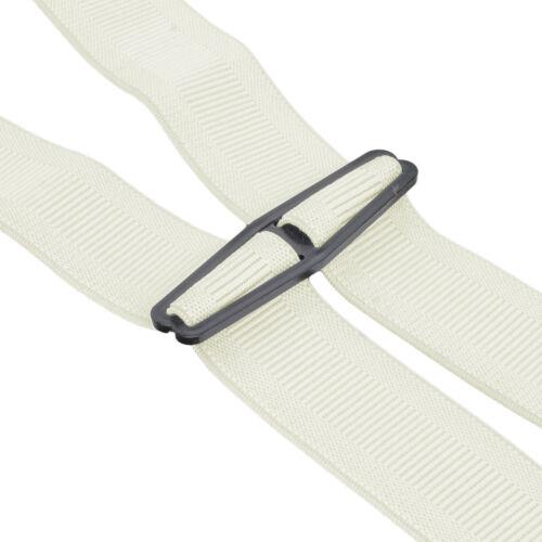 35mm-Adulto-Tirantes-Pantalones-con-Clip-Hombre-X-Forma-Espalda-Liga-Ajustable miniatura 11