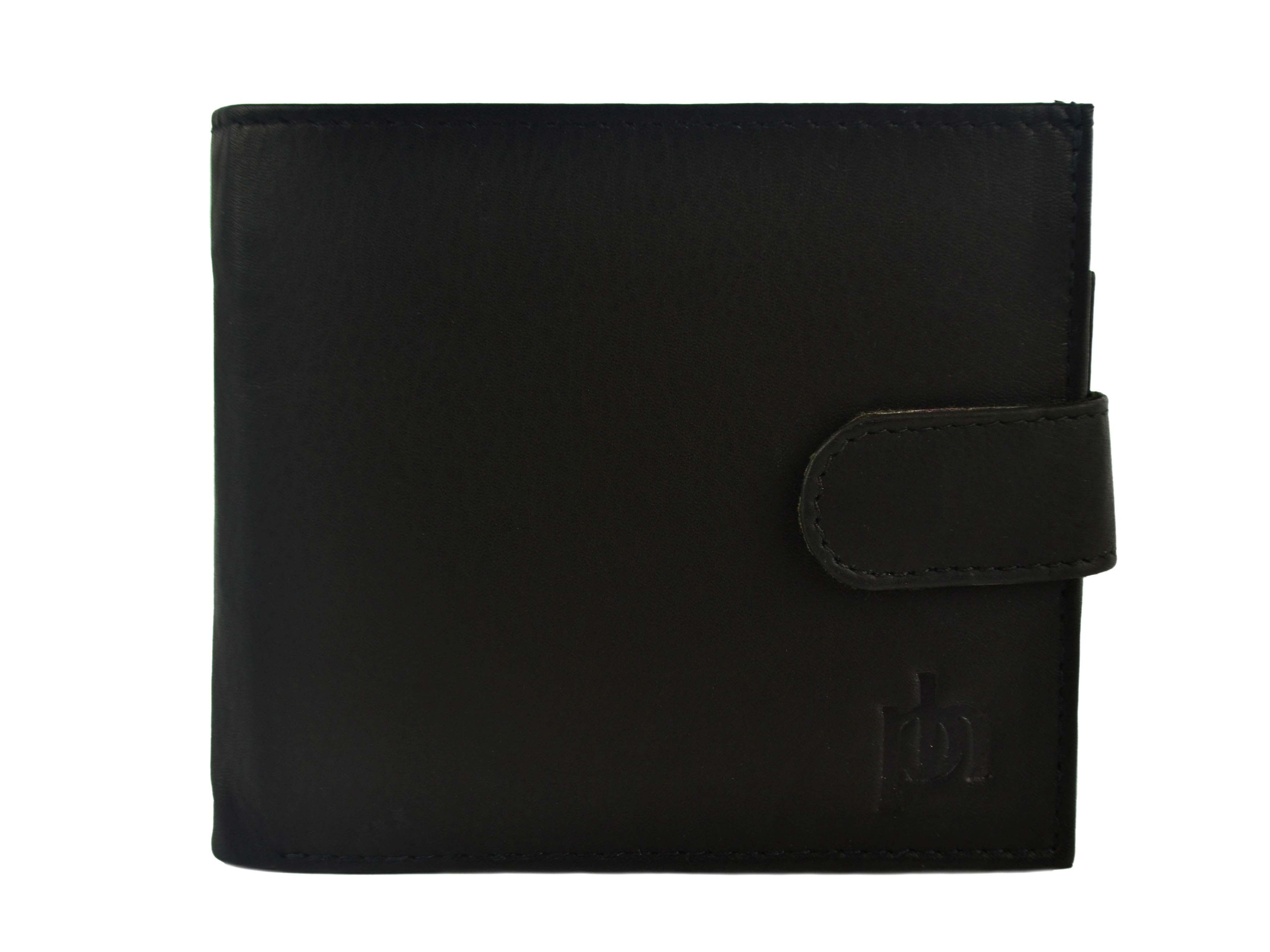 Mens-Quality-Soft-Leather-Wallet-by-Prime-Hide-Gift-Boxed-Stylish-with-Tab thumbnail 3