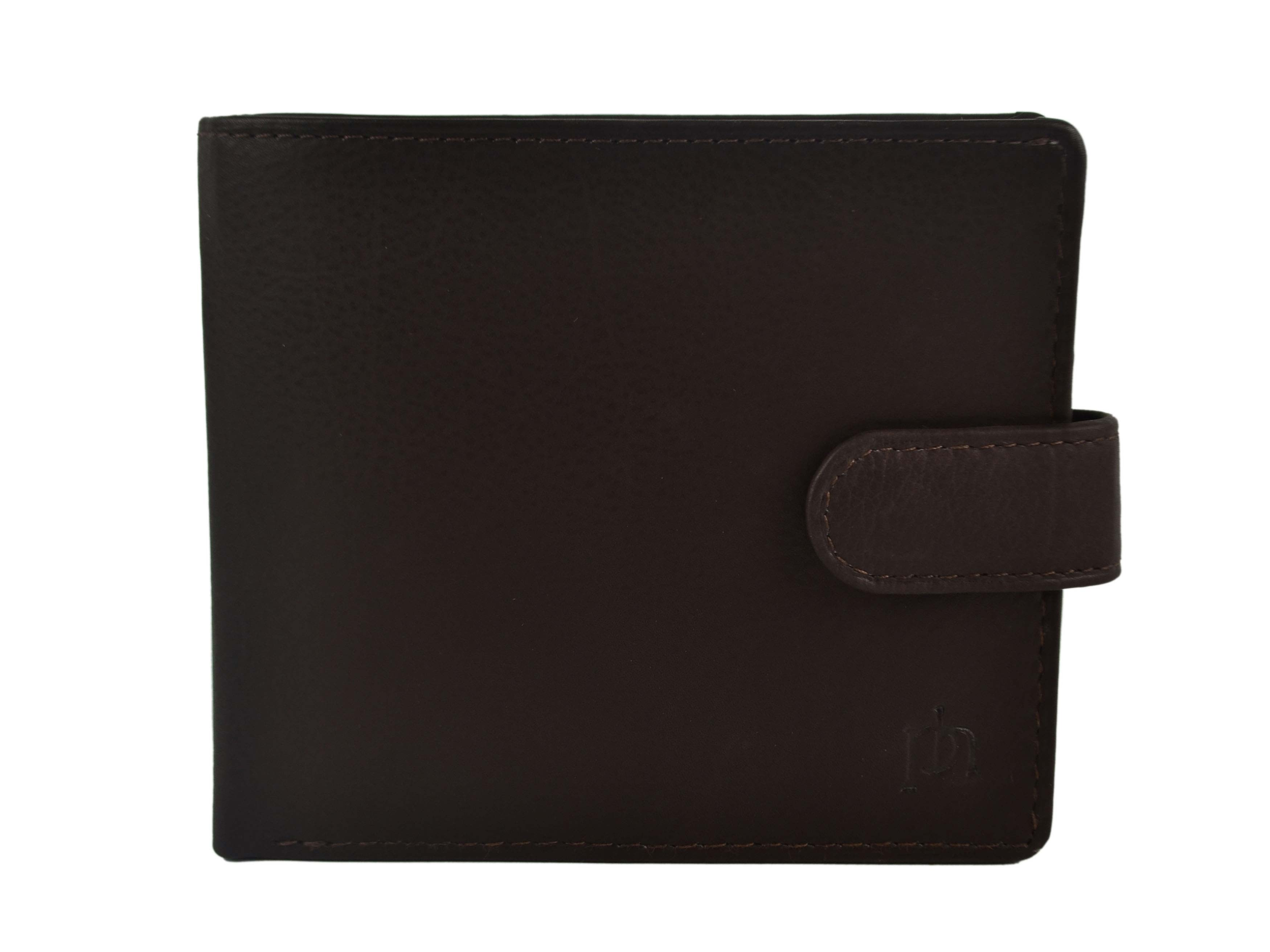 Mens-Quality-Soft-Leather-Wallet-by-Prime-Hide-Gift-Boxed-Stylish-with-Tab thumbnail 9