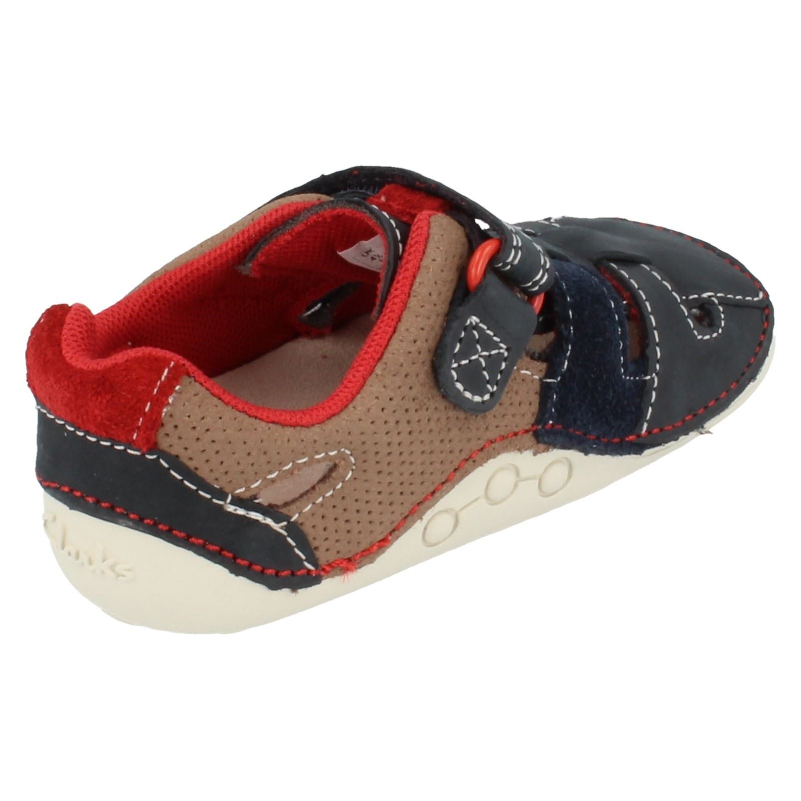 5210749eed1 Boys Clarks PreWalkers First Shoes  Tiny Artie