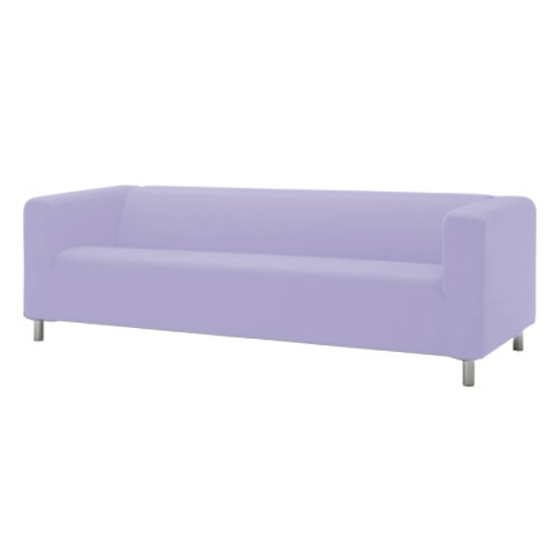 Lilas housse housse appropri ikea klippan 2 ou 4 place for Canape 4 place ikea