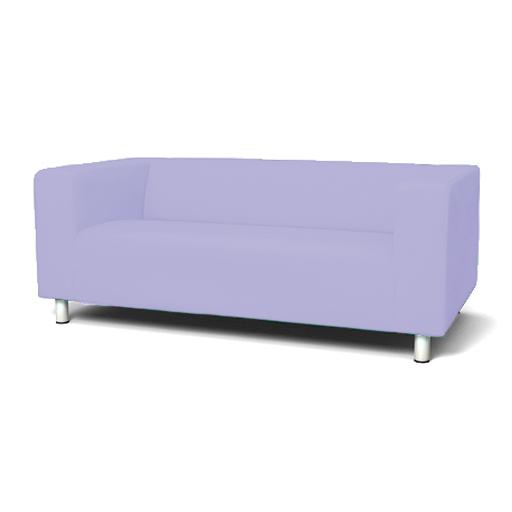 Lilas-Housse-Housse-APPROPRIE-A-Ikea-Klippan-2-ou-4-Place-Canape-remplacement