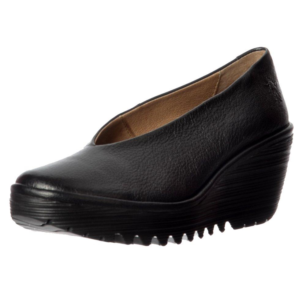 Chaussures Jana noires femme KvDMXwN