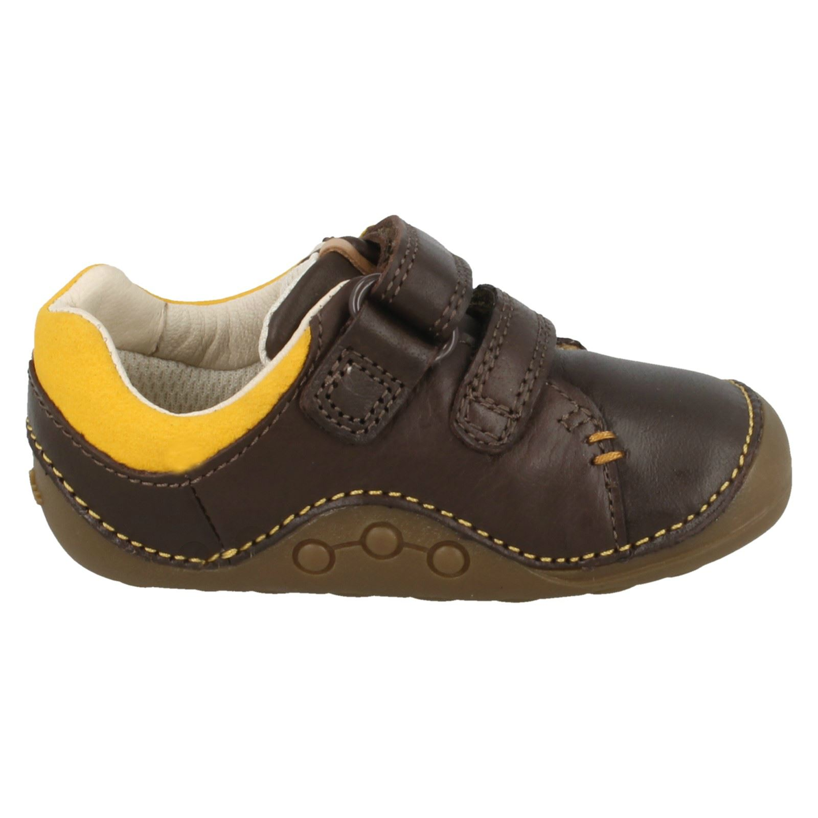 Clarks Toby Pequeño Zapatos' ' Primeros Niños fZpPqw6pR