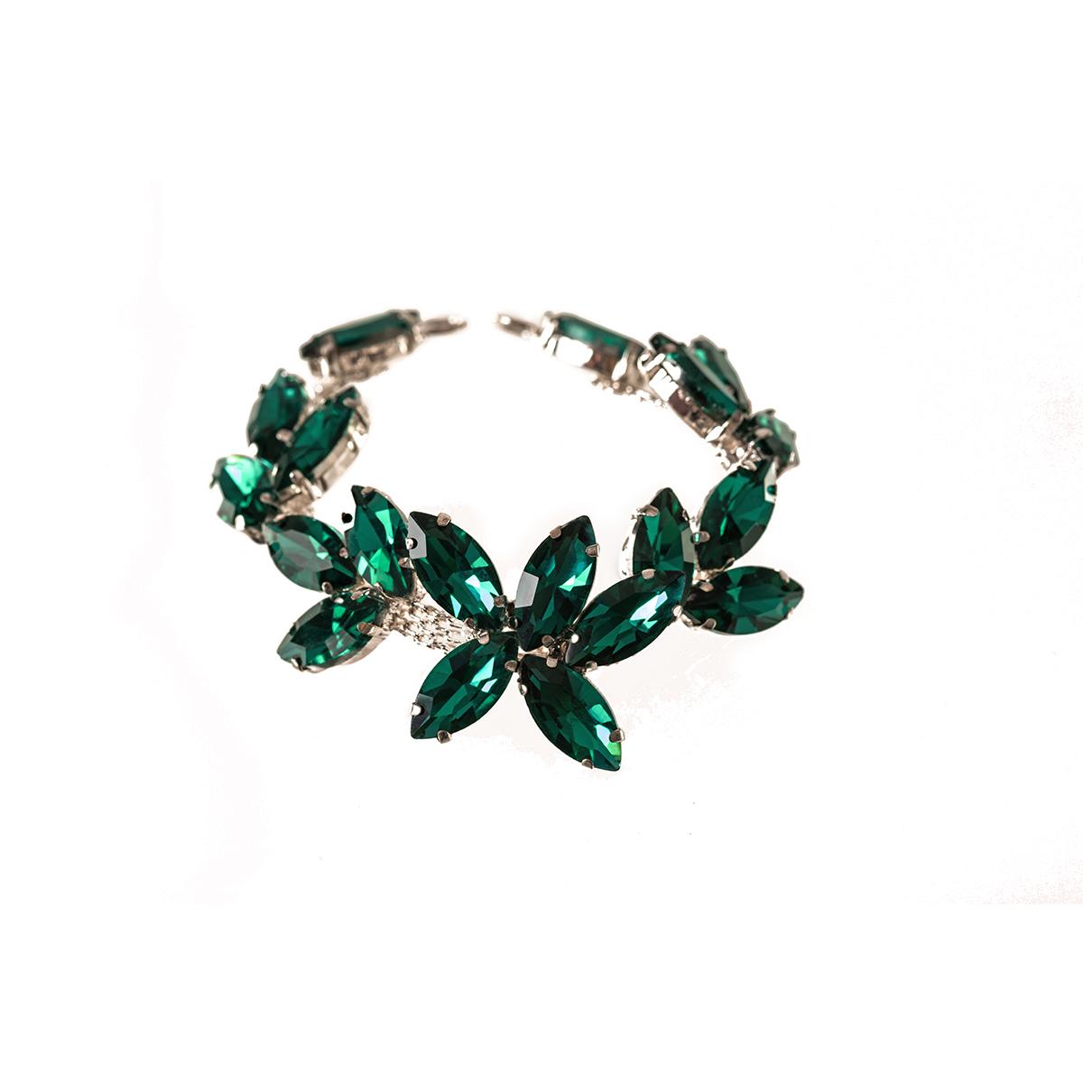 Rhinestone-Diamante-Motif-Applique-Sew-on-Crystal-Patch-for-Wedding-Bridal-Dress thumbnail 12