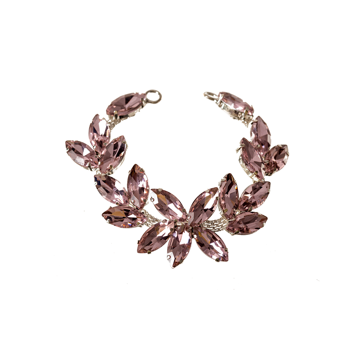 Rhinestone-Diamante-Motif-Applique-Sew-on-Crystal-Patch-for-Wedding-Bridal-Dress thumbnail 20