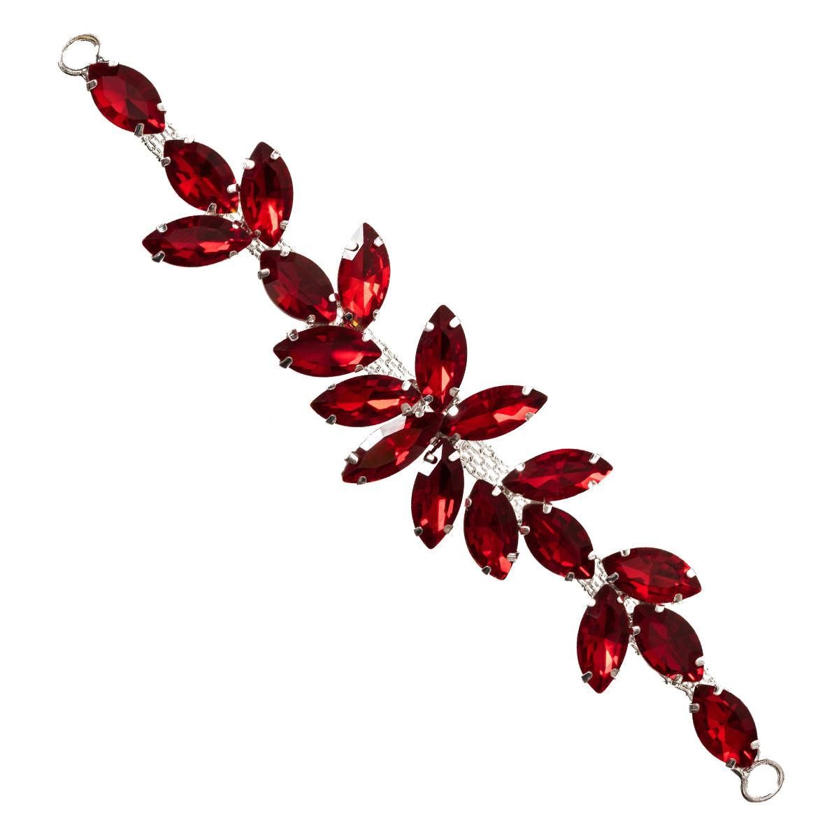 Rhinestone-Diamante-Motif-Applique-Sew-on-Crystal-Patch-for-Wedding-Bridal-Dress thumbnail 30