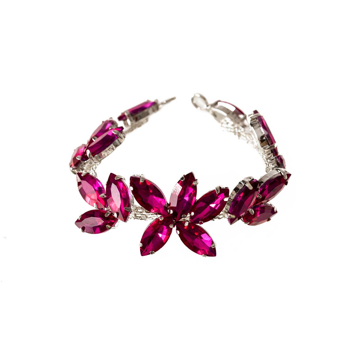 Rhinestone-Diamante-Motif-Applique-Sew-on-Crystal-Patch-for-Wedding-Bridal-Dress thumbnail 16