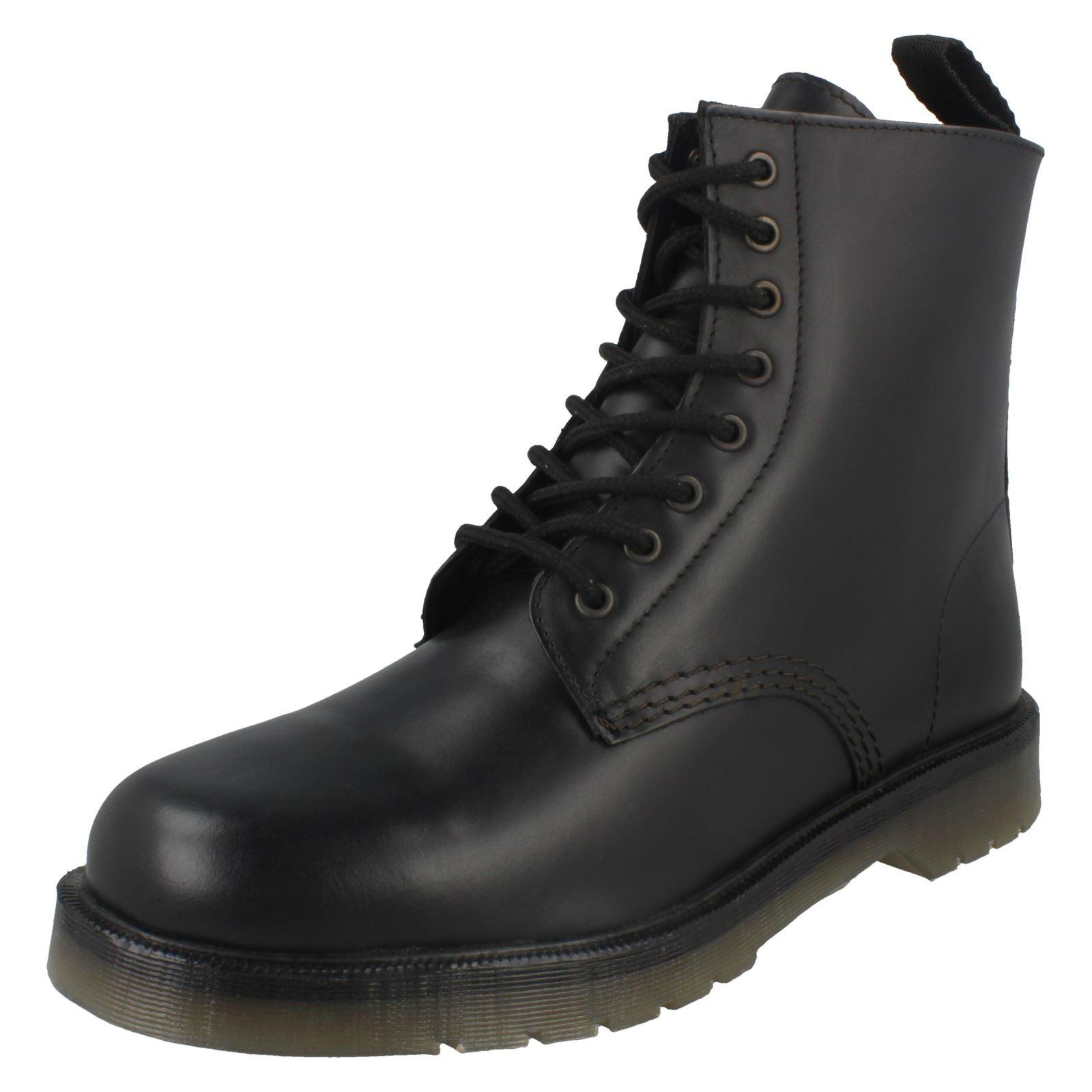 Herren Maverick 'Militär Stil' Stil' Stil' Schnürsiefel 823f5a