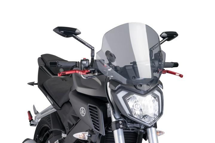 Puig Naked New Generation Windscreen Honda / CB300F / 2016