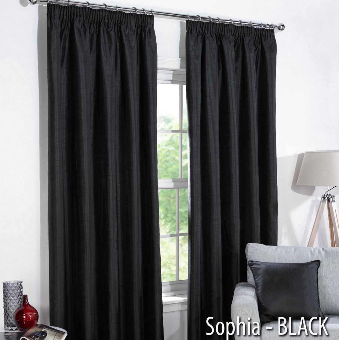 thermal supersoft material curtains blackout pleat prod of variation unique pencil