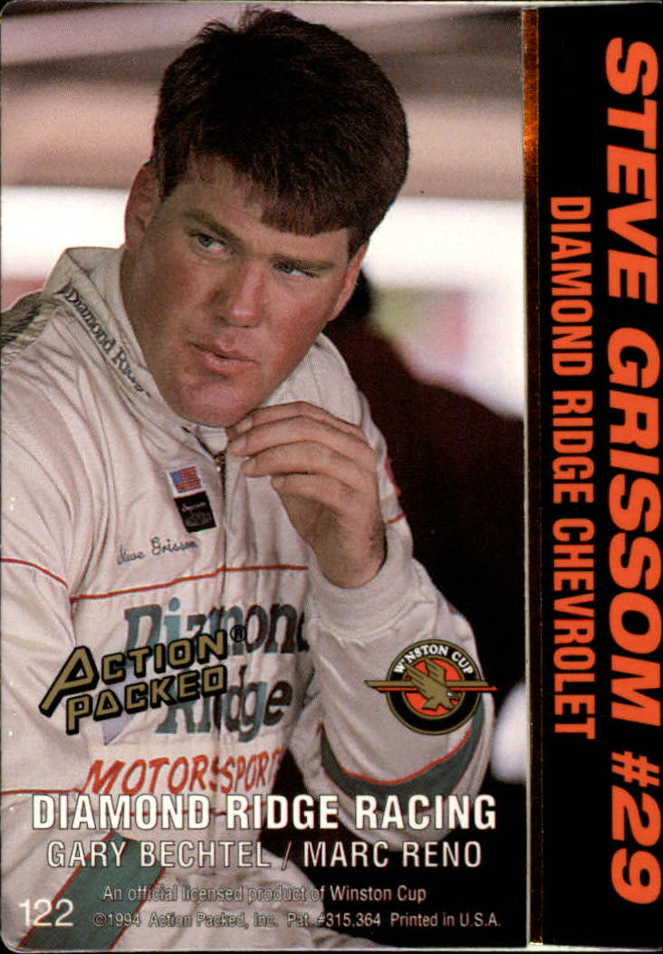 thumbnail 241 - 1994 Action Packed Auto Racing Cards 1-209 (A2791) - You Pick - 10+ FREE SHIP