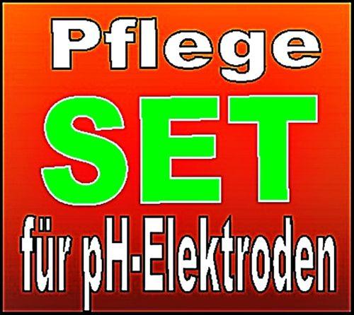 Solution d'étalonnage Set de pH 7.01 et 4.01 pour PH électrodes chaque 70 ml €