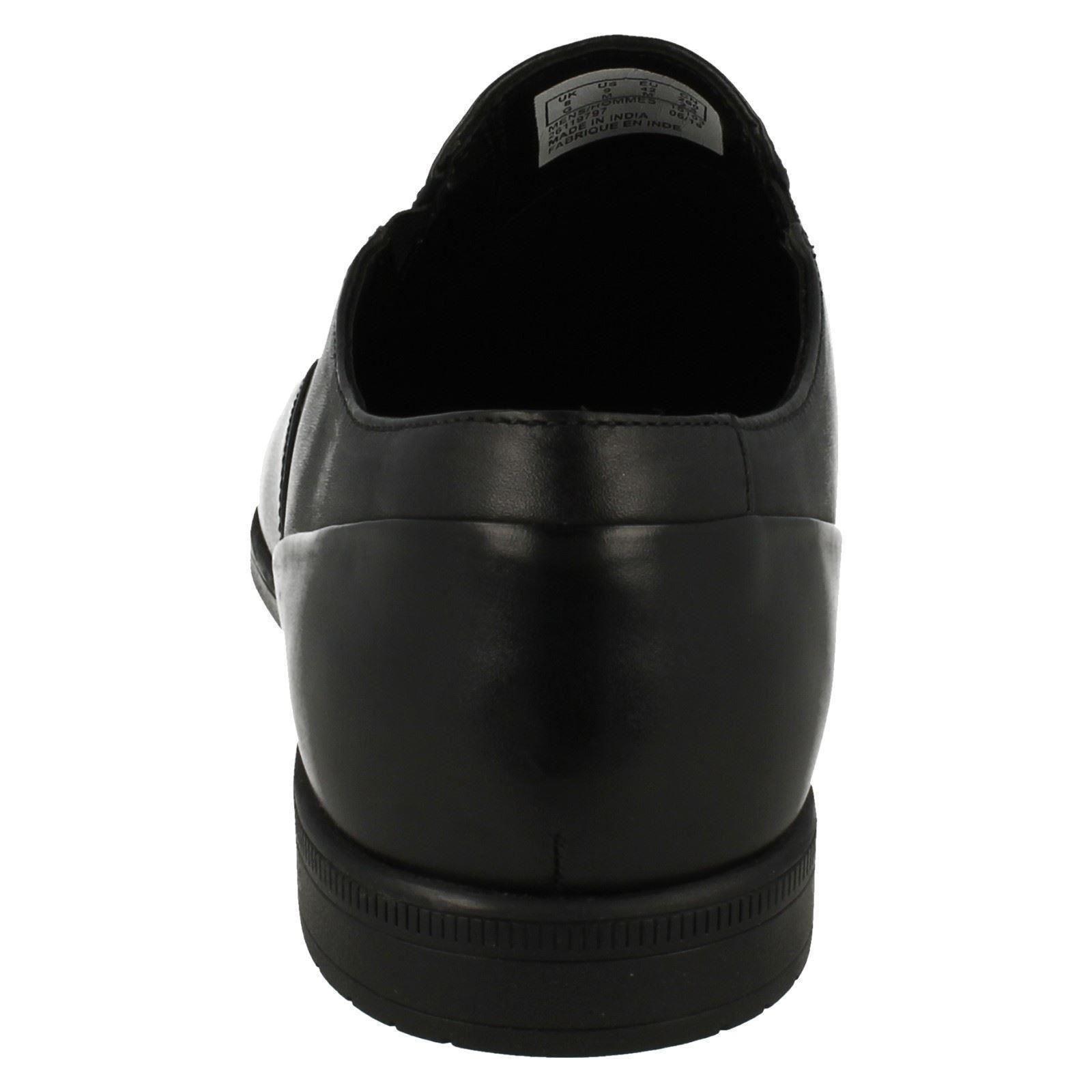 De Clarks Hombre Vestir Zapatos Sin Gratis' Cordones 'bampton HzqOx1