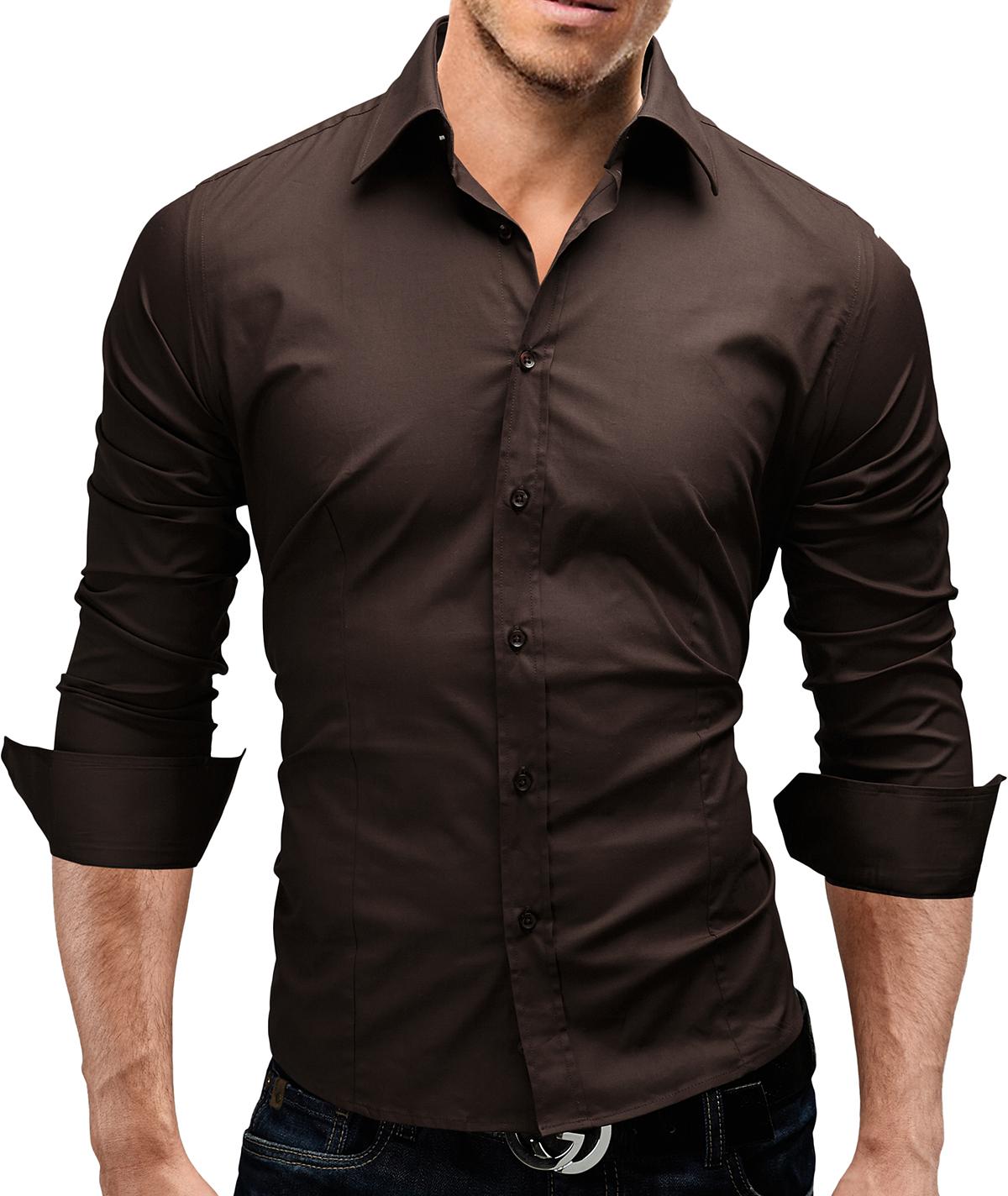 Merish men's shirt 6 model s xxl slim fit new t shirt polo ...