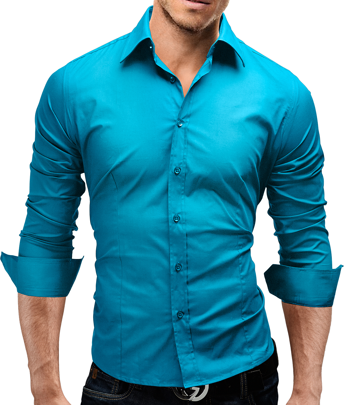 merish men 39 s shirt 6 model s xxl slim fit new t shirt polo style shirt wow ebay. Black Bedroom Furniture Sets. Home Design Ideas