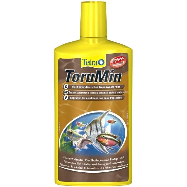 Tetra-torumin-torfextrakt-schwarzwasser