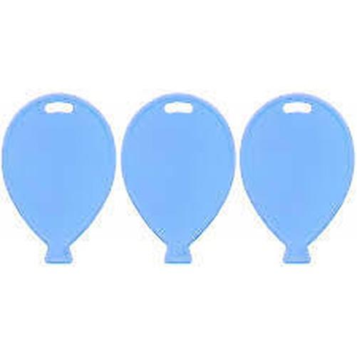 5-100-en-Gros-Balloon-Shape-Poids-pour-a-L-039-Helium-Anniversaire-Mariage