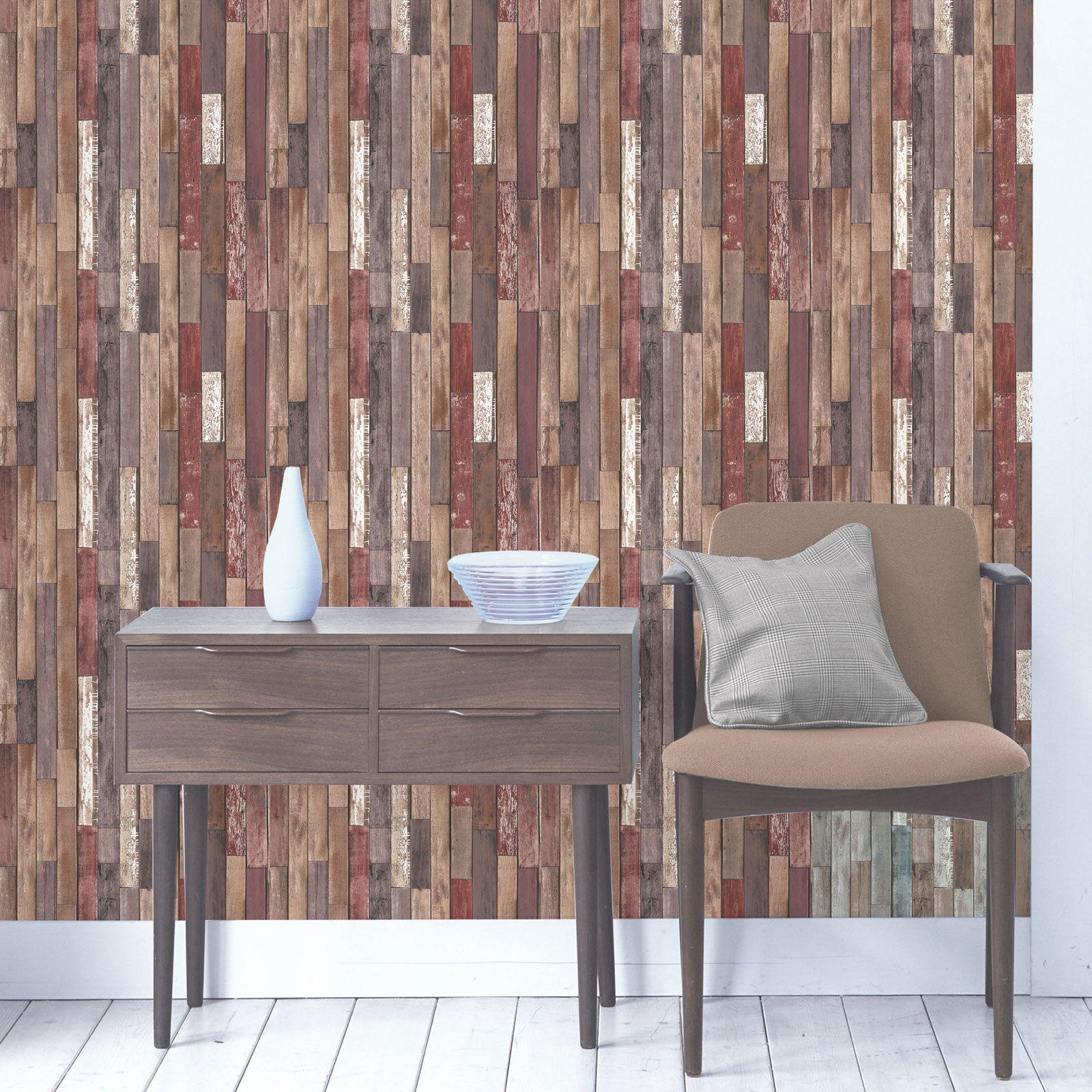 feine dekor rustikale effekt holz planken tapete blau fd40888 nat rlich ebay. Black Bedroom Furniture Sets. Home Design Ideas