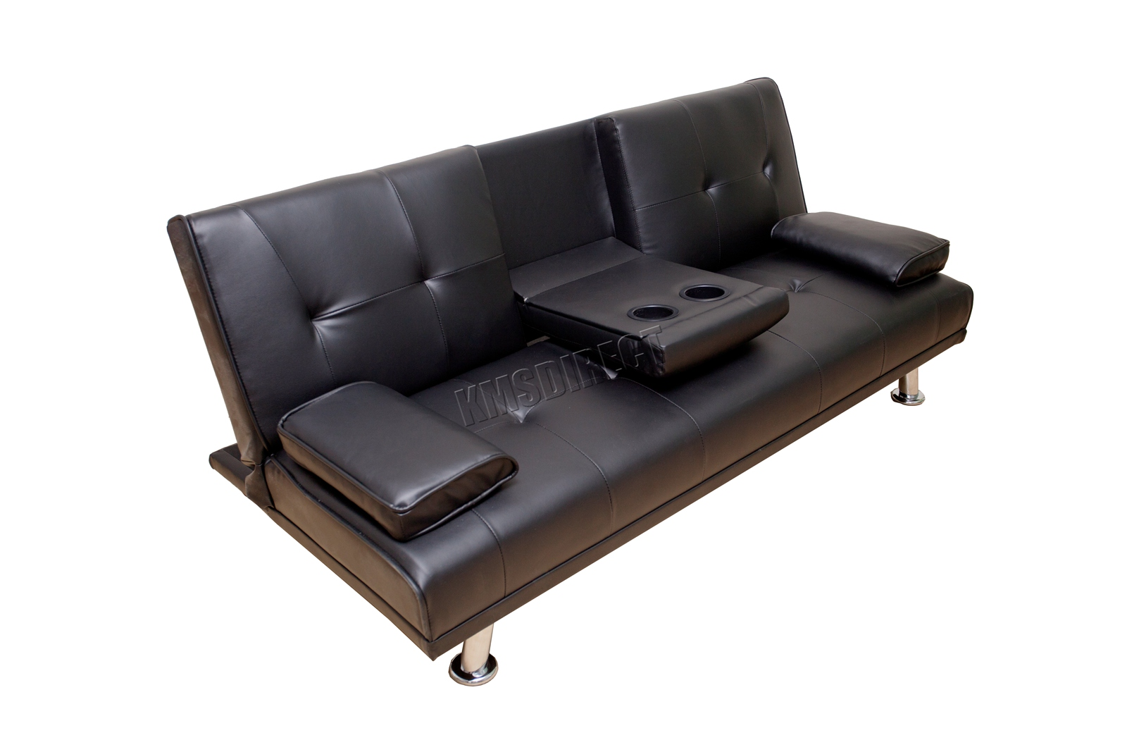 WestWood-Faux-Leather-Manhattan-Sofa-Bed-recliner-3-Seater-Modern-Luxury-Design thumbnail 15