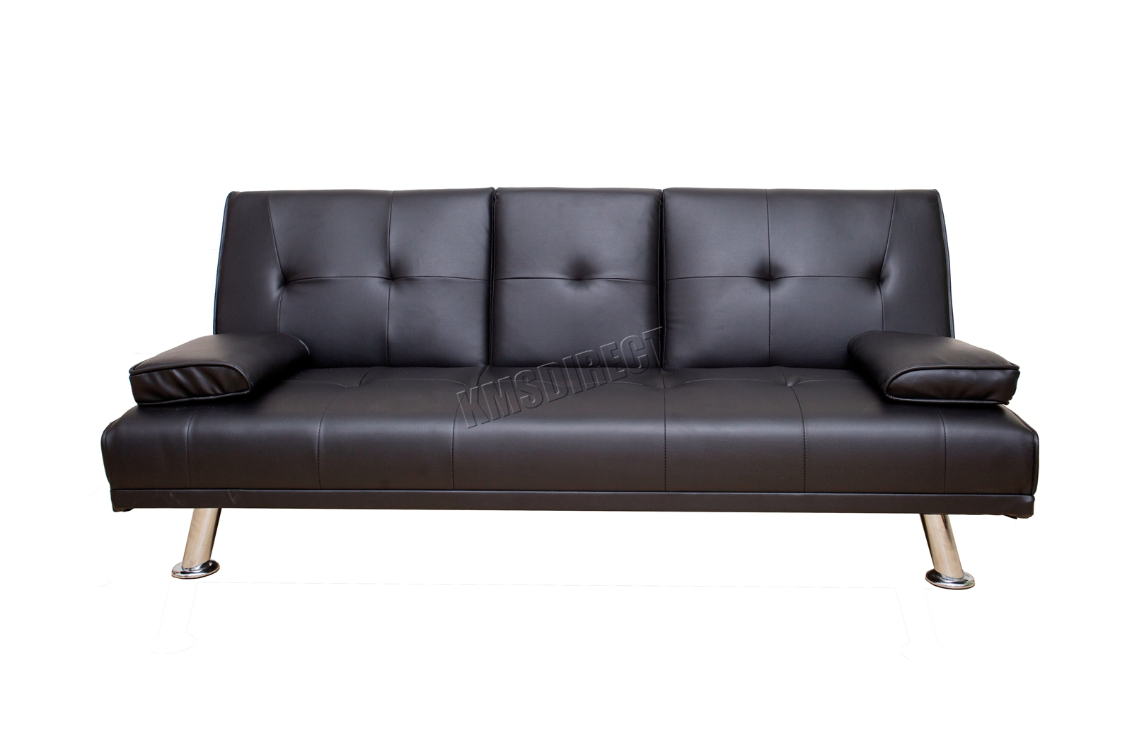 WestWood-Faux-Leather-Manhattan-Sofa-Bed-recliner-3-Seater-Modern-Luxury-Design thumbnail 16