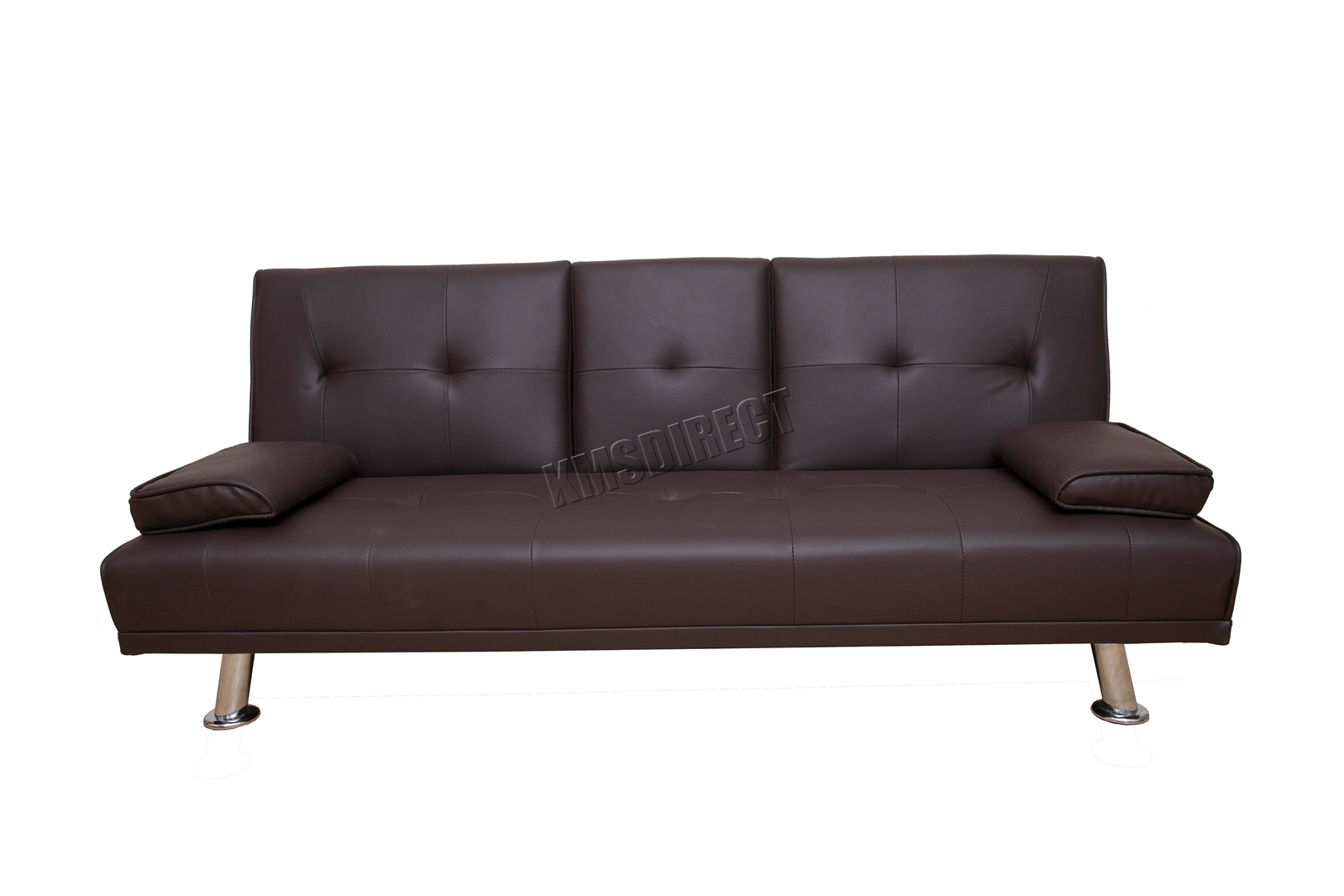 WestWood-Faux-Leather-Manhattan-Sofa-Bed-recliner-3-Seater-Modern-Luxury-Design thumbnail 26