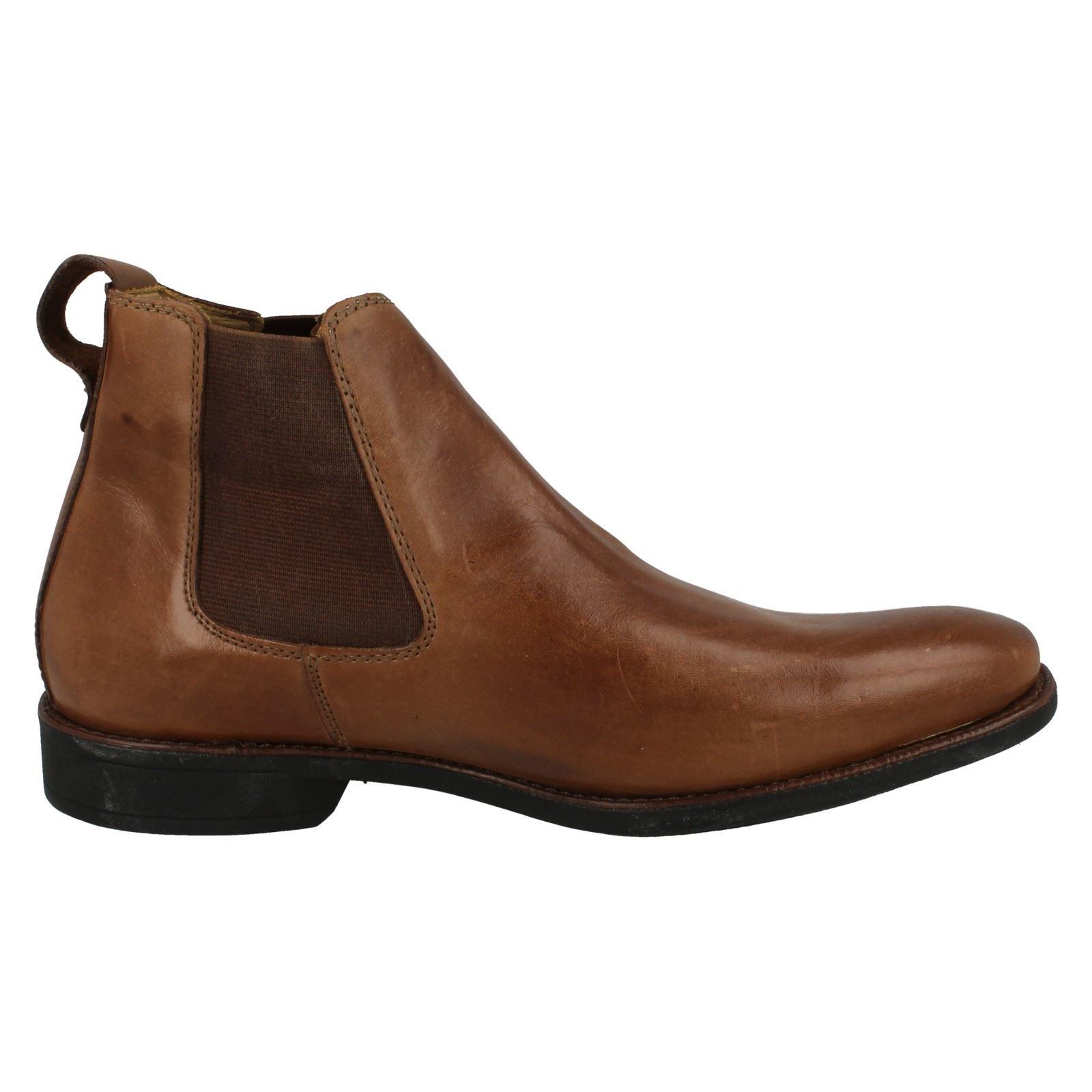Mens-Anatomic-Chelsea-Boots-039-929211LB-039 thumbnail 18