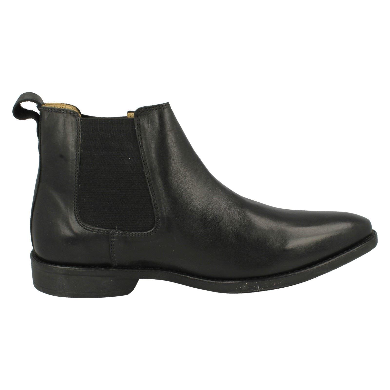 Mens-Anatomic-Chelsea-Boots-039-929211LB-039 thumbnail 9