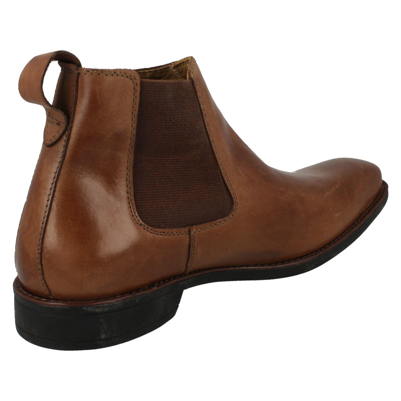 Mens-Anatomic-Chelsea-Boots-039-929211LB-039 thumbnail 14