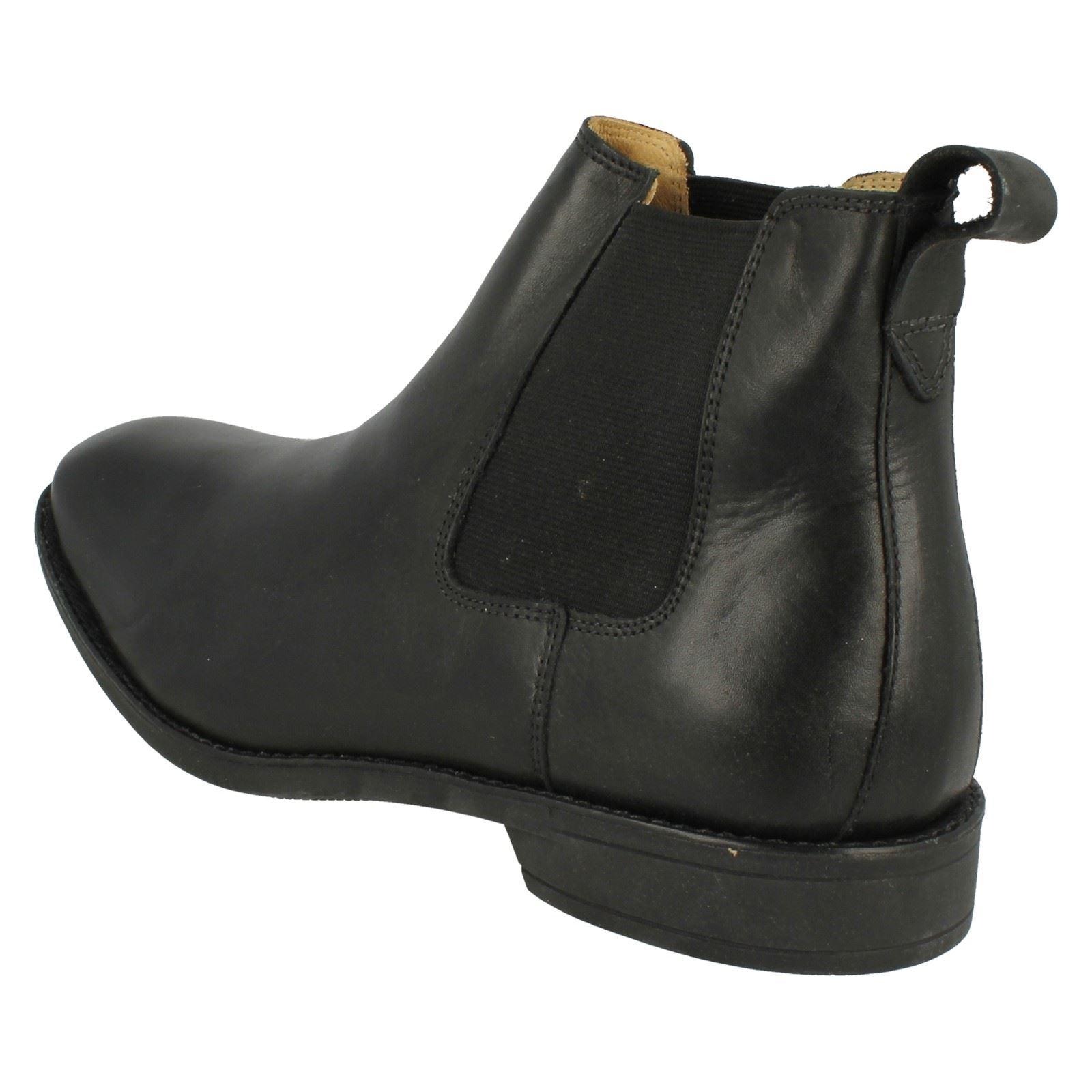 Mens-Anatomic-Chelsea-Boots-039-929211LB-039 thumbnail 10
