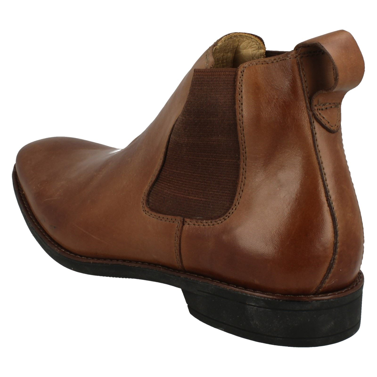 Mens-Anatomic-Chelsea-Boots-039-929211LB-039 thumbnail 13