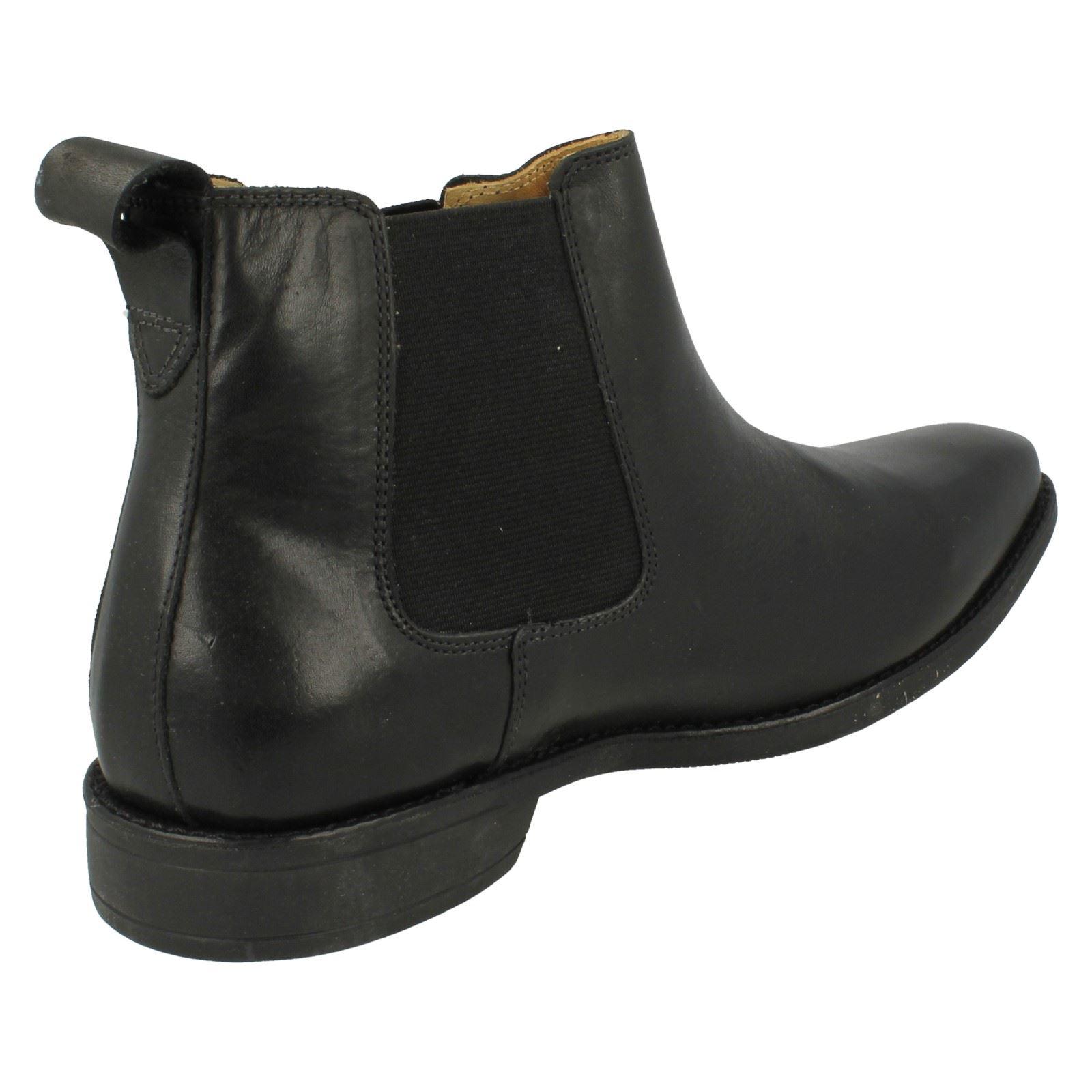 Mens-Anatomic-Chelsea-Boots-039-929211LB-039 thumbnail 8