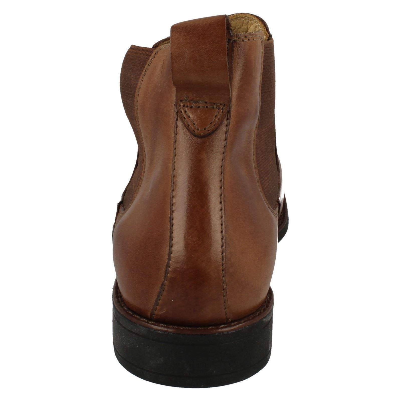 Mens-Anatomic-Chelsea-Boots-039-929211LB-039 thumbnail 12