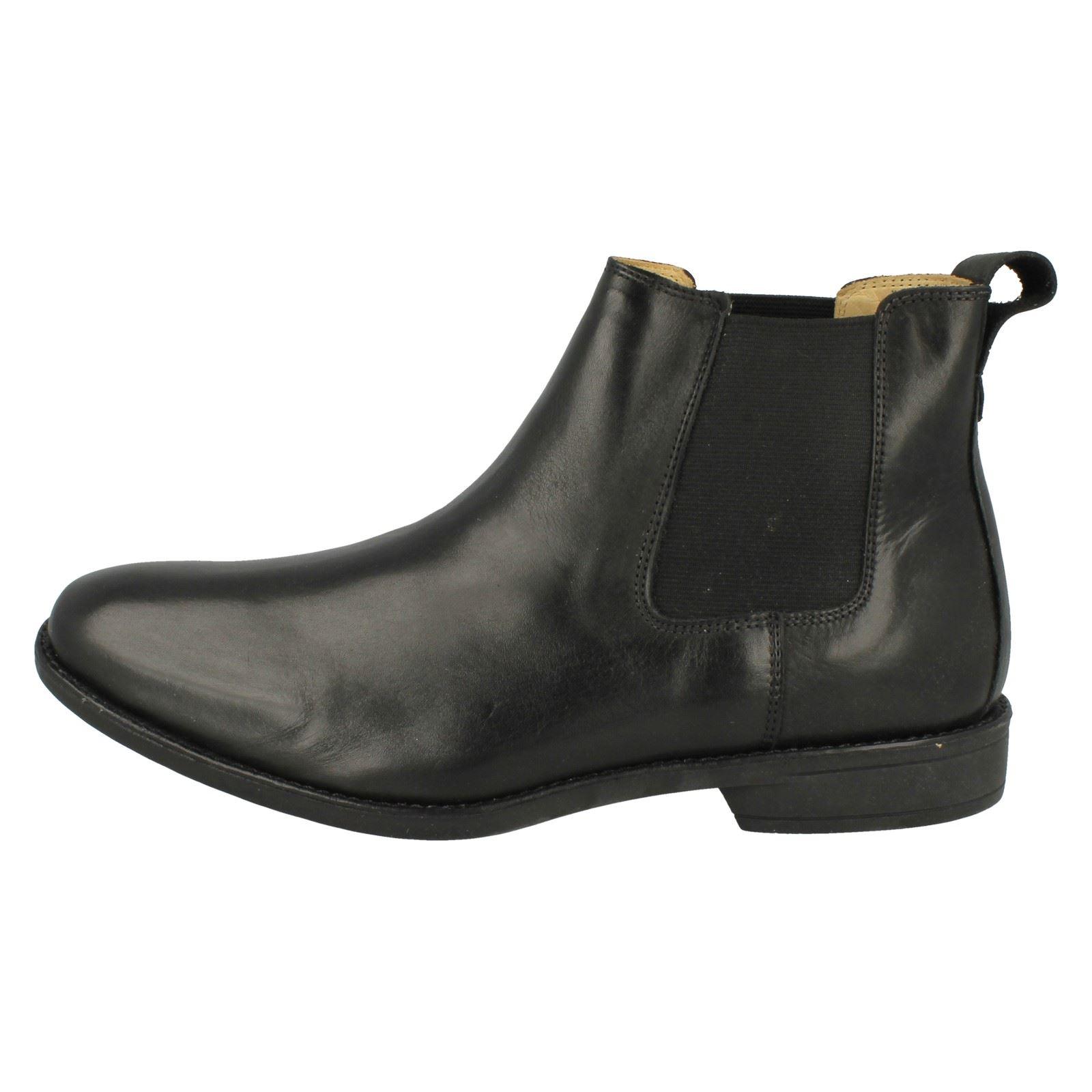 Mens-Anatomic-Chelsea-Boots-039-929211LB-039 thumbnail 6